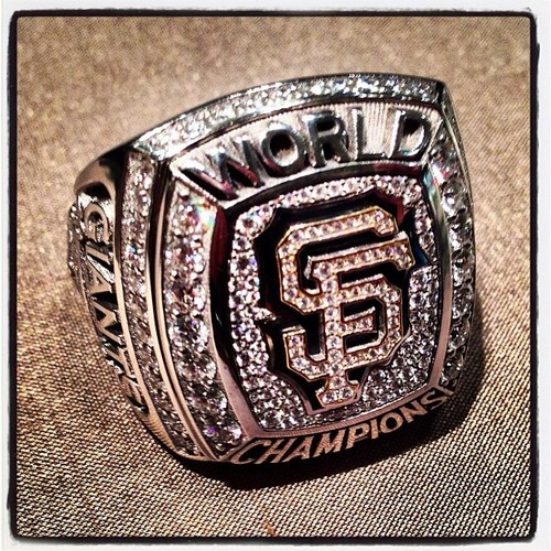 The Ring #sfgiants