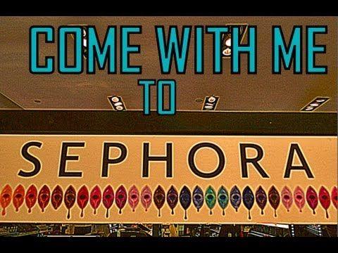Come with me to SEPHORA ,Delhi