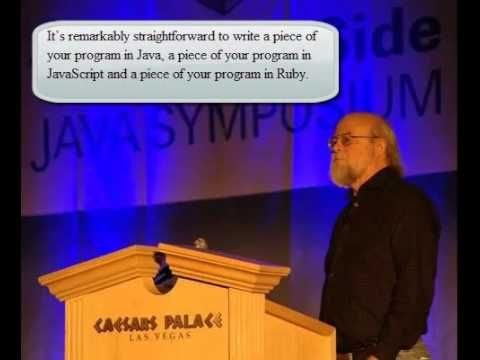 James Gosling Says He Does Not Care About Java ;)