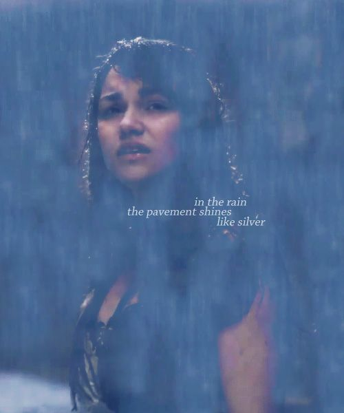 """""""On my own."""" """"In the rain the pavement shines like silver."""" I ABSOLUTELY LOVE THIS SONG!! I heard it for the first time today and i  cried. i can sooo relate to Eponine. loovee thissss soonnggg and the movie!"""