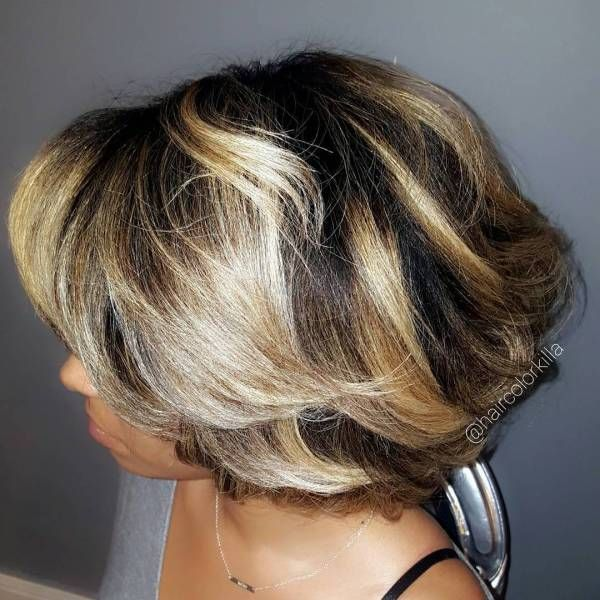 23++ Blonde bob hairstyles for african american hair information