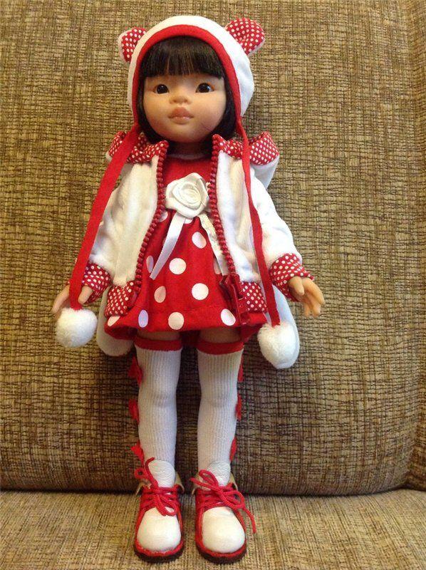 Одежда на куклу Паола Рейна. / Одежда для кукол / Шопик. Продать купить куклу…