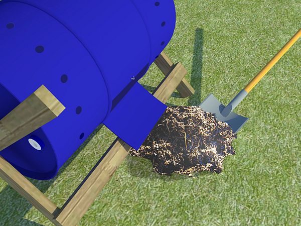 Build a Tumbling Composter - wikiHow