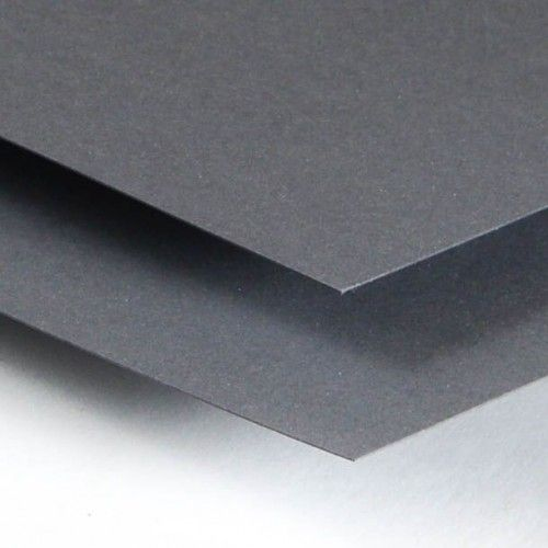A4 Small Box Grey Pearlised Card 300gsm