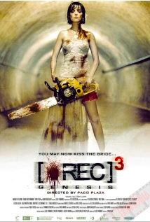 REC 3 2012 [REC] is a definite must see & feels like it benefits from the Found Footage format. [REC] 3 is a bit more straight forward delivering a solid zombie outbreak film that is visually stunning at times. If you love zombie flicks then you will get a lot out of [REC] 3. Otherwise it is just another zombie flick where the characters try to survive & the zombies do their shambling best to stop them from doing so. I enjoyed the film for what it was but my socks remain firmly on my feet…
