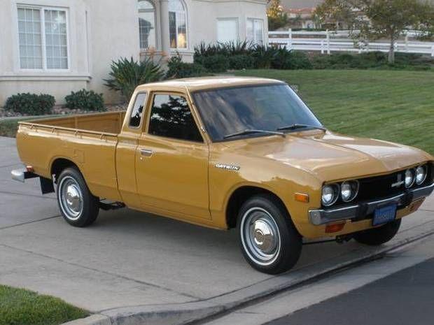 33 best images about datsun truck on pinterest cars trucks and mini trucks. Black Bedroom Furniture Sets. Home Design Ideas