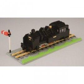 Nanoblock Stoom locomotief NBM-001
