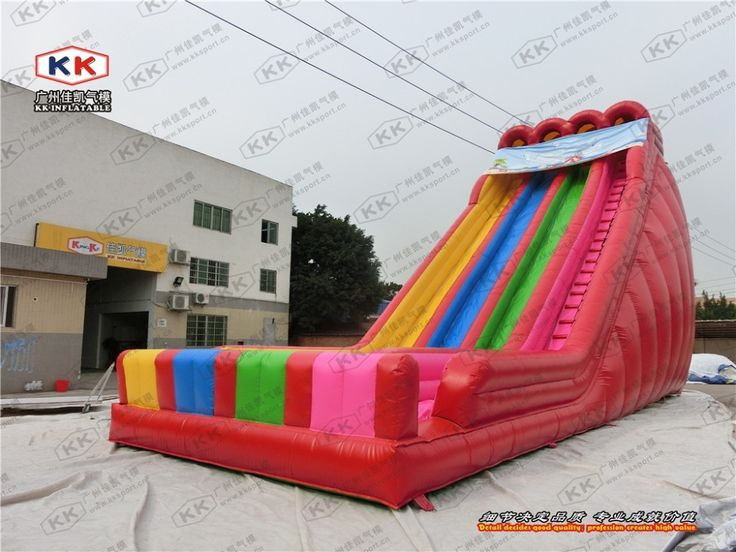 2710.00$  Know more  - High quality competitive price inflatable slide for kids and adult on sale