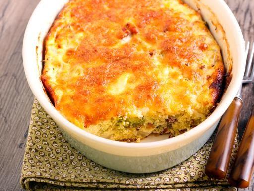 Quiche sans pâte - Recette de cuisine Marmiton : une recette