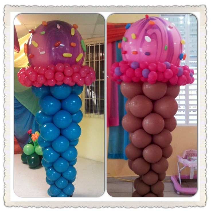 Best balloon towers images on pinterest