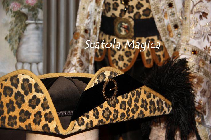 Tricorno femminile, by Scatola Magica