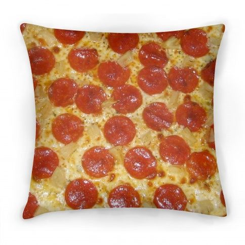 #pizza #pillow #hipster Pizza