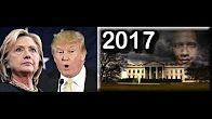 Hillary Clinton vs. Donald Trump 2016 Election Prediction - Barack Obama 2017
