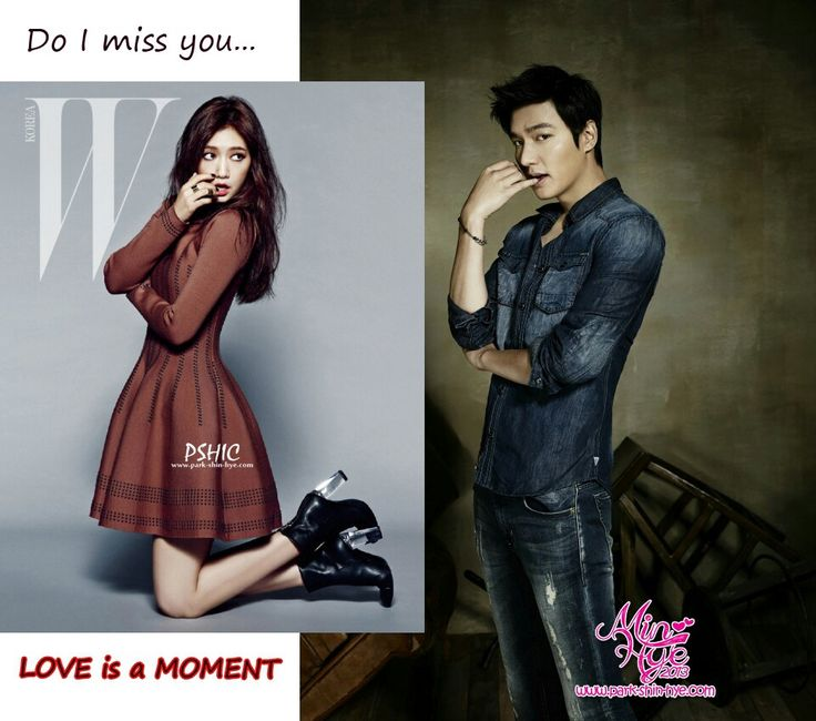 Love is a moment #Parkshinhye #Leeminho #theheirs