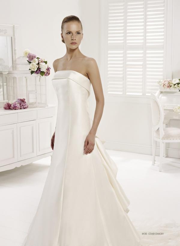 Collezione abiti da sposa #Colet 2013, abito da #sposa COAB13443IV