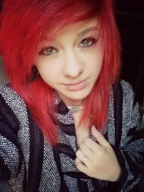 Red hair, indie scene, drugrug