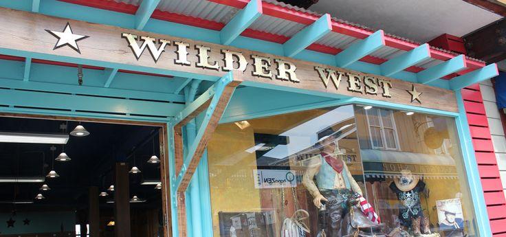 Wilder West, Urban Western Outfitters - PIER 39, San Francisco
