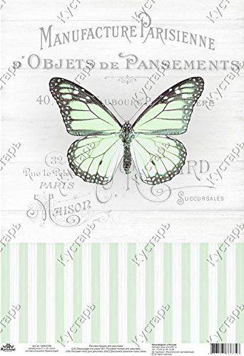 Rice paper for decoupage. Mint butterfly and stripe retro... https://www.amazon.co.uk/dp/B01MY0KLKA/ref=cm_sw_r_pi_dp_x_FwZSybD2TBS95