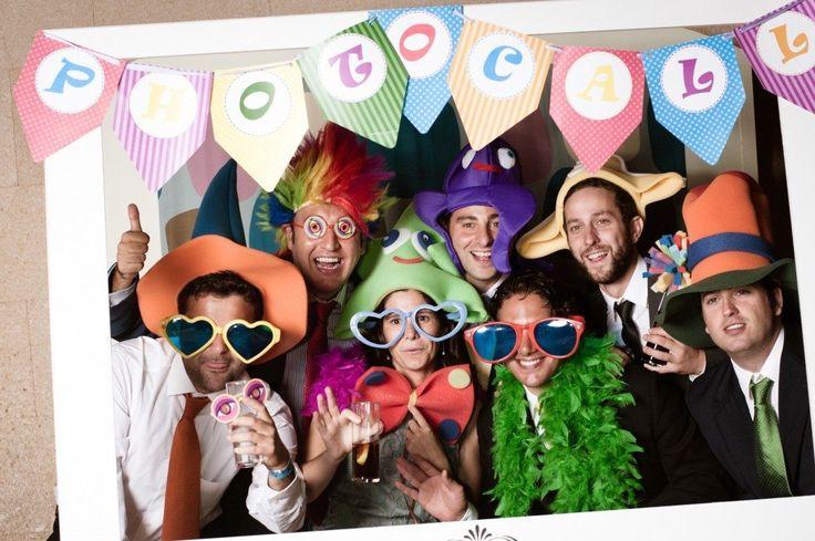 adornar cumpleaños de adultos - photocall