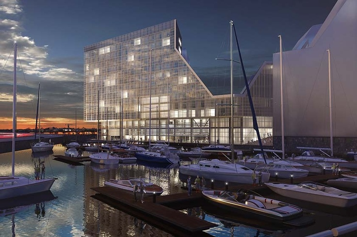 206 best cg exterior renders images on pinterest for Hotel amsterdam cube