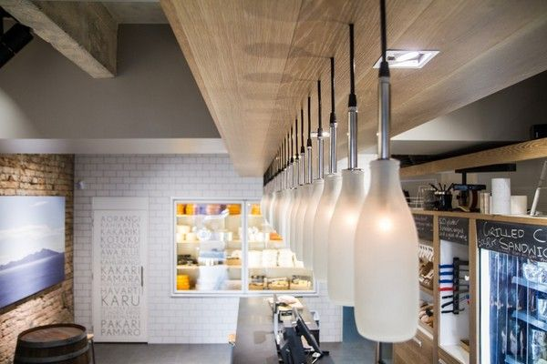 Inside The Kapiti Store in Auckland.