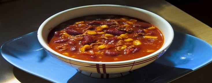 Impara la ricetta di Chili veloce di tonno e mais e porta a tavola un piatto gustoso per i tuoi ospiti. Scopri tutte le nostre ricette di cucina!