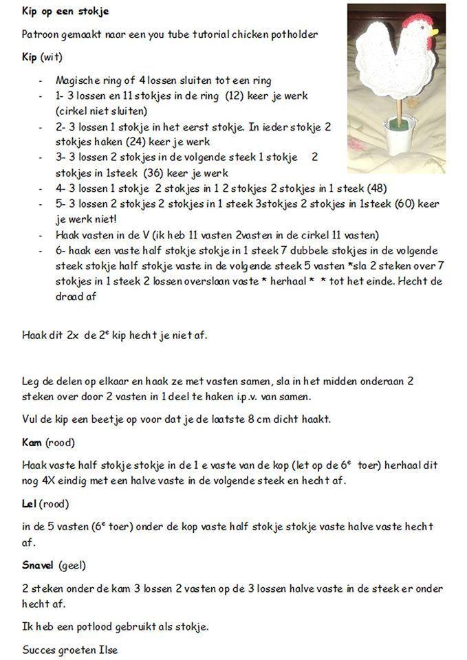 kip op stok - Forum - Hobbydoos.nl