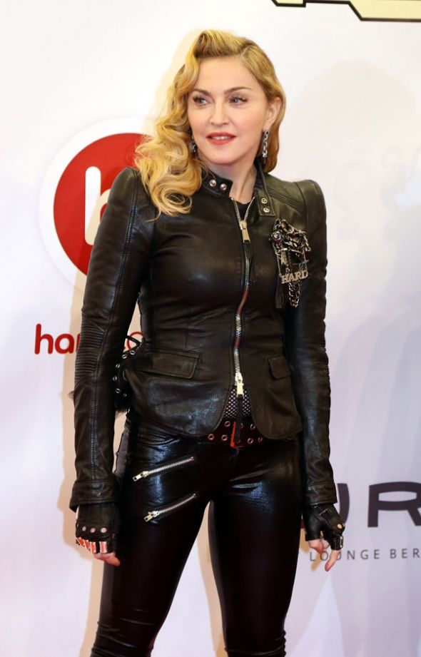 Iconic Blondes: Madonna
