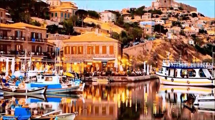 Η Μυτιλήνη που αγάπησα; Mytilene: The city i used to love