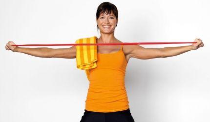 Treningsstrikk: Hold hele kroppen i form med strikk | I FORM