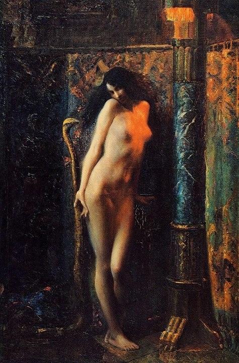 33.6 million nude painting