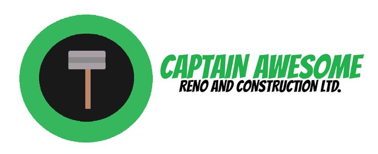 Captain Awesome has been doing amazing renovations and landscaping projects for over 12 years. We believe in doing a job right and that means we make sure every part of your renovation is up to code.