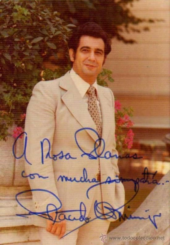 Placido Domingo Biography