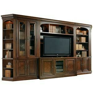 Executive office space to display products in the glass display and store any entertaining supplies.