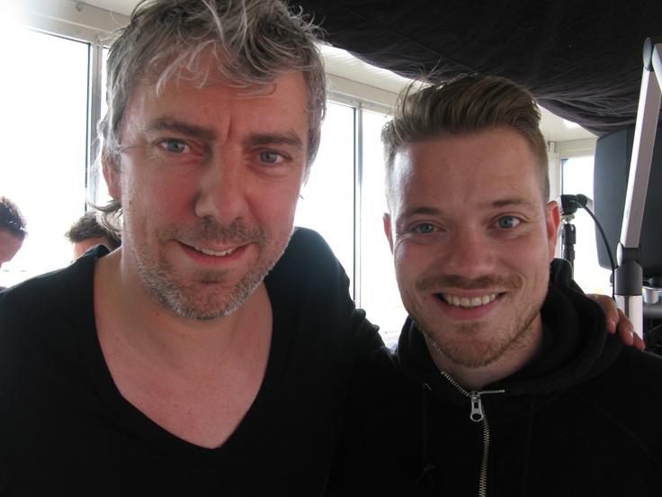 Ruud & Gers in Scheveningen