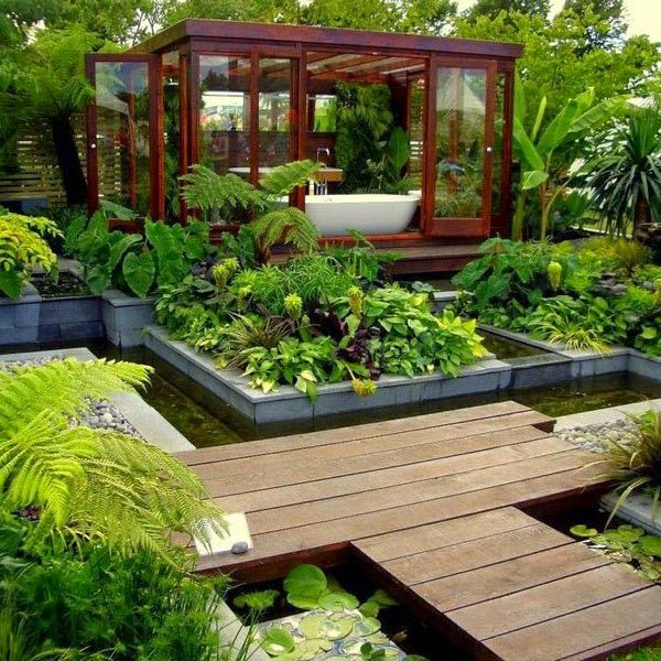 Best 25 Outdoor bathrooms ideas on Pinterest Outdoor bathtub