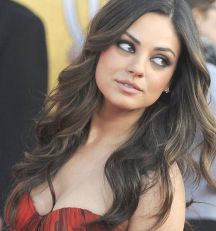 Image detail for -Mila Kunis Hairstyles Pictures