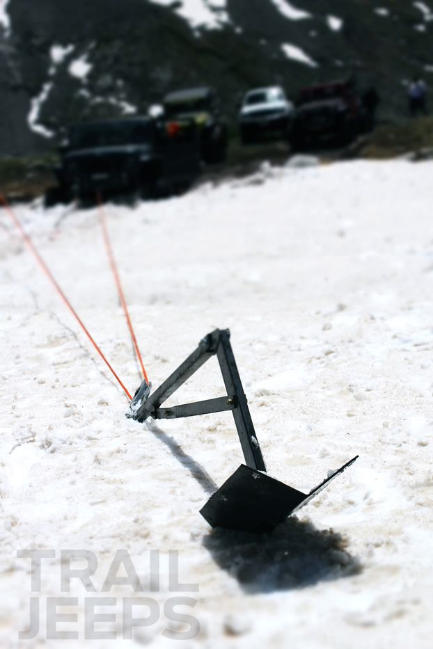 Nothing to wrap your winch around? Use the Pull Pal.