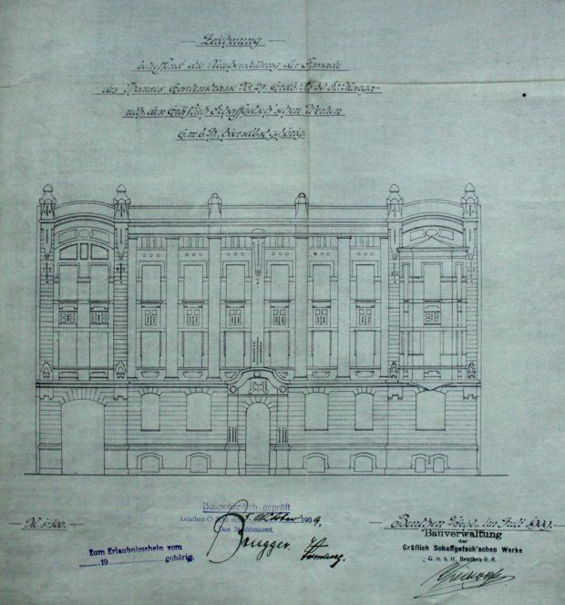 Plac Wolskiego 3