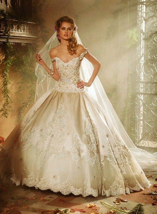 27 besten Lavish wedding dresses Bilder auf Pinterest ...