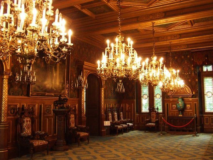 Αποτέλεσμα εικόνας για le chateau de chambord interieur