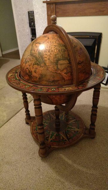 Unique Drinks Globe | eBay