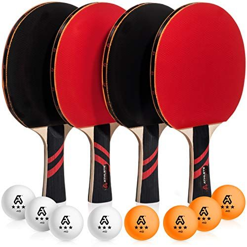 Get 40 Off Our Bestselling Aepro100 Table Tennis Set When You Use Code 40offaepro Https Www Amazon Com G Ping Pong Paddles Indoor Sports Games Table Tennis