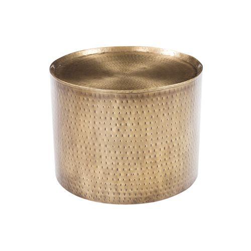 Salontafel Milan Brass