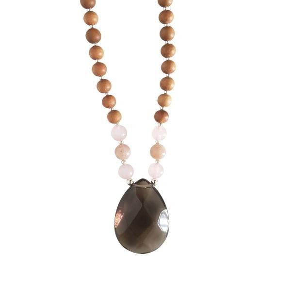Beloved Mama Mala - Mala Beads, Malas, Prayer Beads, Mindful Jewelry for Mamas - Mama Malas