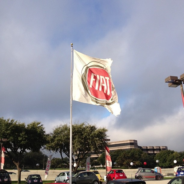 Stop by our studio and let's drive some Fiats!