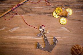 Du willst den ultimativen Piratengeburtstag feiern? Wir zeigen Dir mit vielen tollen Ideen, Anleitungen, Rezepten und Tricks wies geht. Ahoi Pirat!