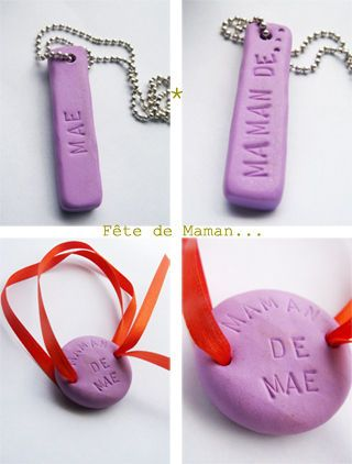 Beau collier ou bracelet prénom pour la fête des mamans ! #mothersday