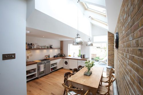 Best 25 victorian terrace ideas on pinterest victorian for Terrace kitchen extension