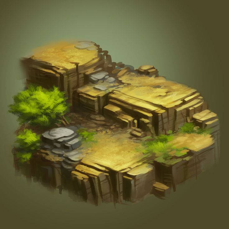 Desert Concept Sketch by st0ven on deviantART